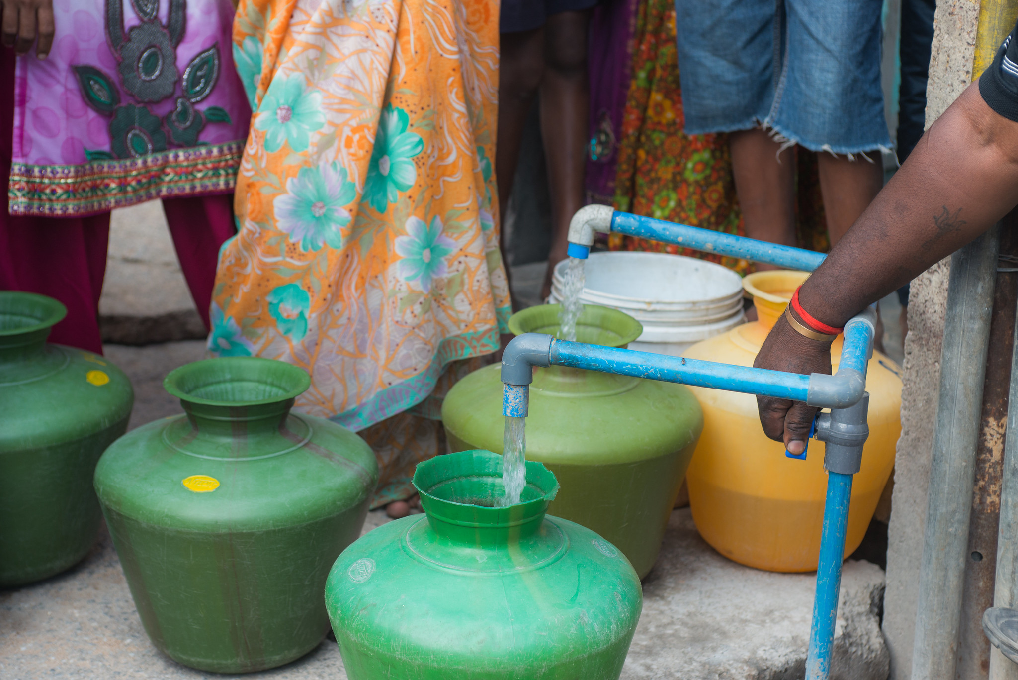 Access to Water and Sanitation is Critical During the COVID-19 Pandemic