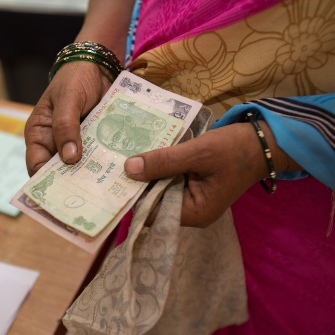 Investment to Opportunity: providing microloans